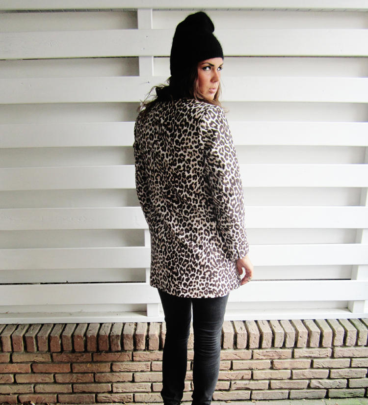 Fashionblog my daily fashion dosis leopard jacket
