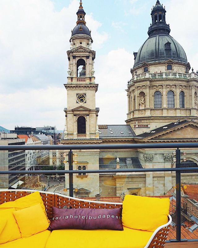Aria hotel Budapest 11