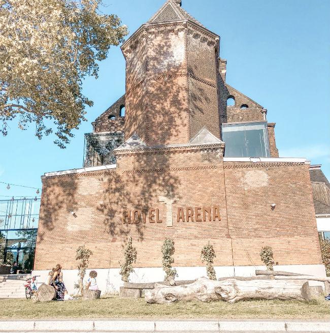 HOTEL ARENA AMSTERDAM 7 650
