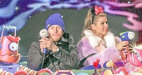 Disneyland Paris Buzz Lightyear Laser Blast highlight