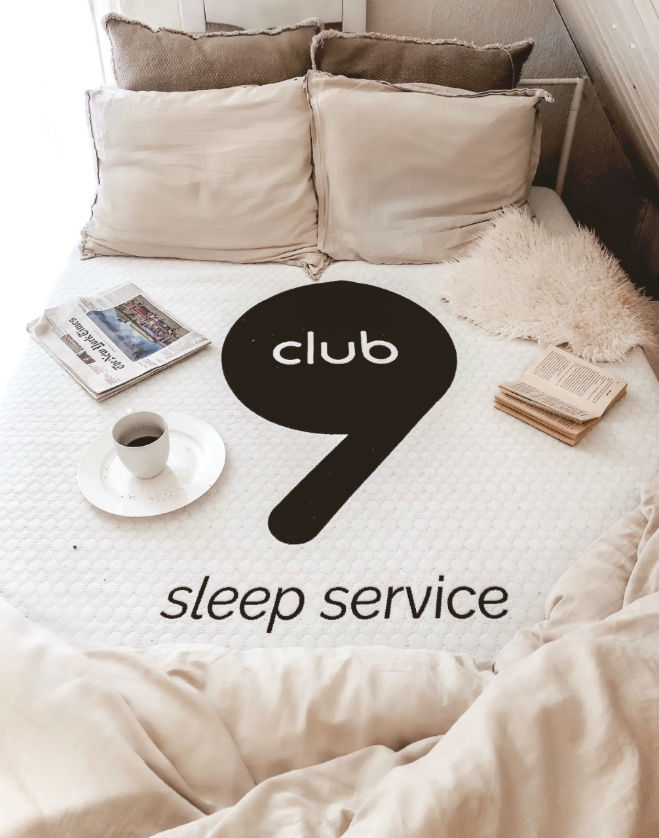 CLUB 9 SLEEP SERVICE 5 650