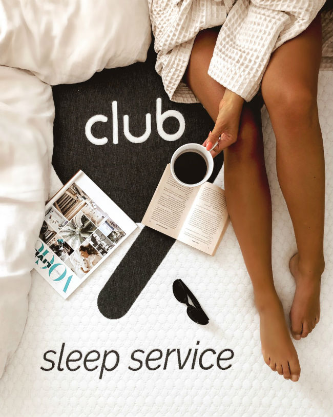 CLUB 9 SLEEP SERVICE 650